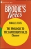 BRODIE'S NOTES: THE PROLOGUE TO CANTERBURY TALES (CHAUCER)
